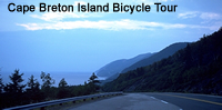 Cape Breton Island Bicycle Tour