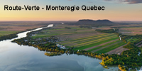 Route-Verte Monteregie Bicycle Tour