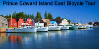 Prince Edward Island East Bicycle Tour