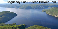 Saguenay Lac-Saint-Jean Route-Verte Bicycle Tour